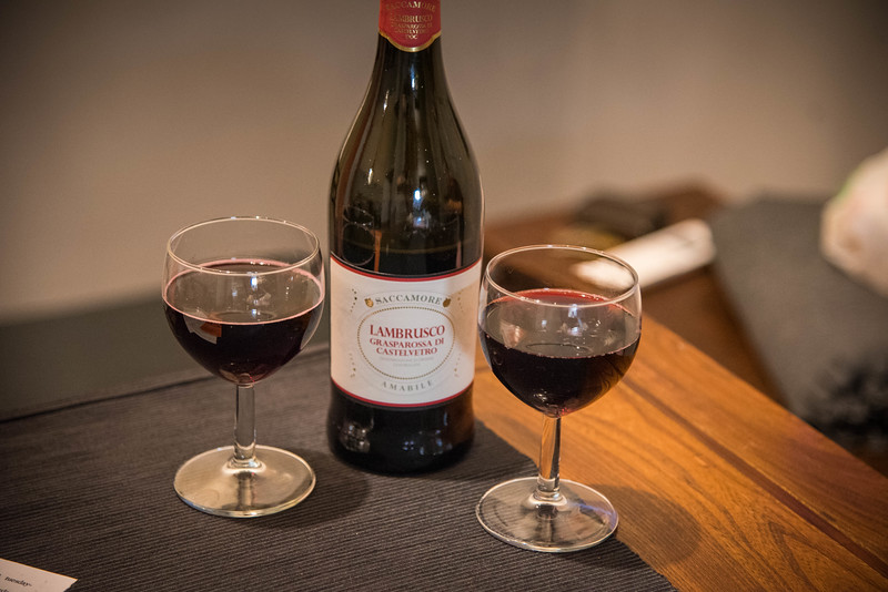 bologna lambrusco wine