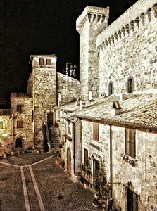 """Bolsena Castle"" - Bolsena, Italia"