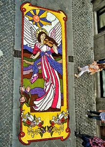 """""""Celebration of Corpus Domini"""" - Bolsena, Italia"""