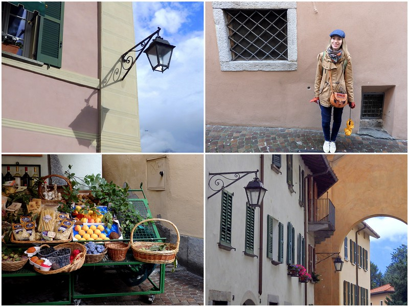 Wandering the streets of Chiavenna