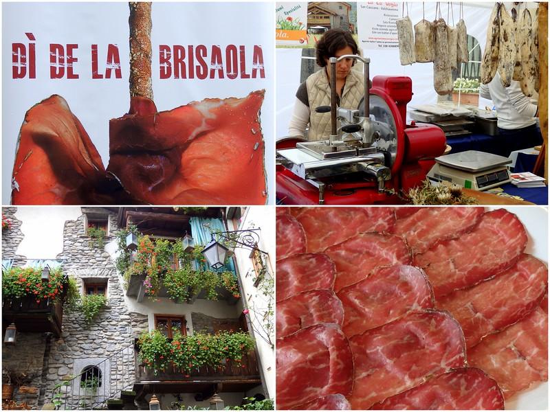 Bresaola Festival in Italy