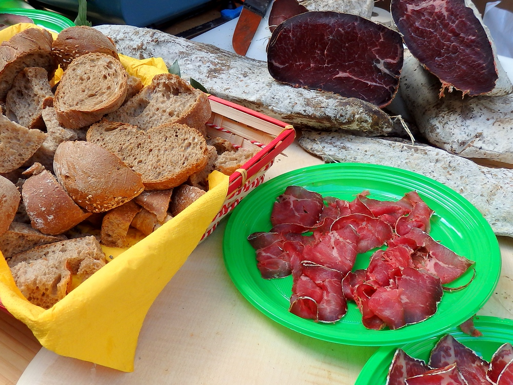 Bresaola Meat Festival in Chiavenna