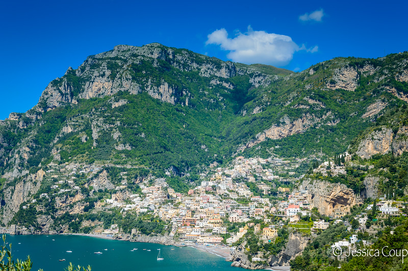 One Last Glimpse of Positano