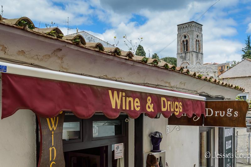 Wine & Drugs