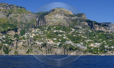 Amalfi Port Italy Campania Summer Sea Ocean Viewpoint Fine Art Photography Prints For Sale Sky - 013516 - 10-08-2013 - 11559x6940 Pixel
