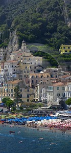 Amalfi Italy Campania Summer Sea Ocean Viewpoint Panorama Landscape Photography Leave Animal - 013584 - 12-08-2013 - 5955x12827 Pixel