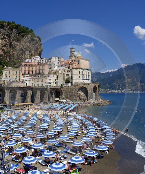 Atrani Italy Campania Summer Sea Ocean Viewpoint Panorama Art Photography Gallery Forest - 013541 - 10-08-2013 - 6550x7846 Pixel