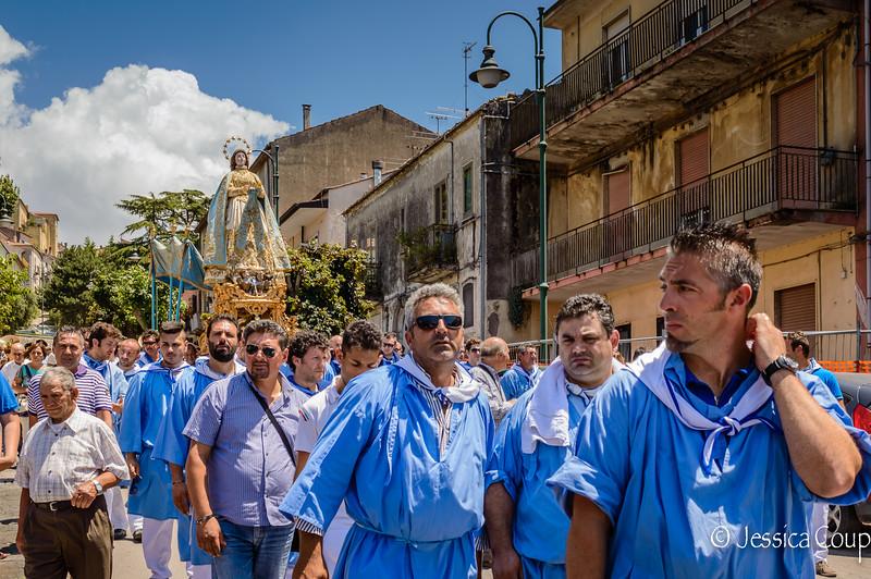The Men of Buccino