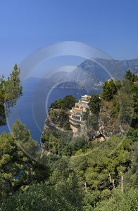 Laurito Beach Coast Town Italy Campania Summer Sea Stock Image Royalty Free Stock Images - 013343 - 06-08-2013 - 6760x10367 Pixel