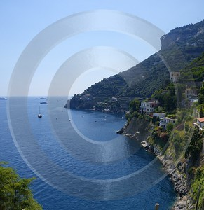 Minori Tyrrhenian Sea Town Italy Campania Summer Viewpoint Order Fine Art Photography Galleries - 013280 - 05-08-2013 - 6718x6921 Pixel