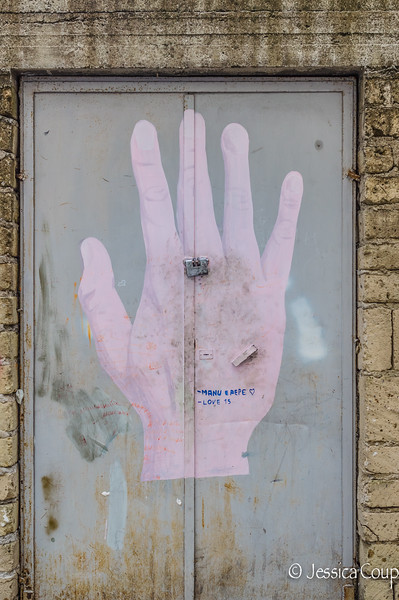 Door Hand