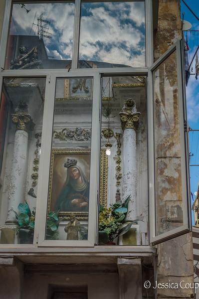 Shrine in the Sky