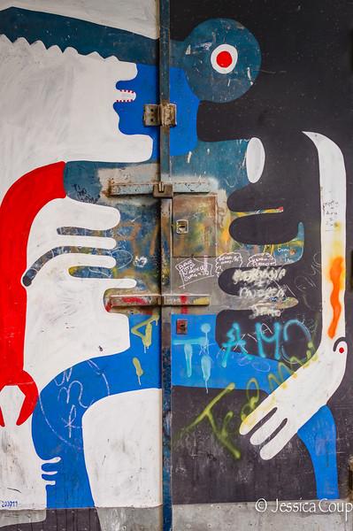 Graffiti Lock