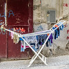 Laundry on the Street