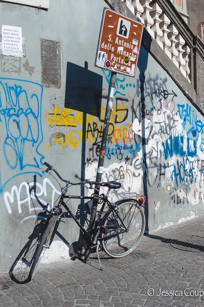 Bike at S. Antonio