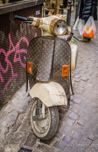 Designer Scooter
