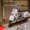Vespa with a Heart