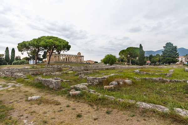 The temple of Athena
