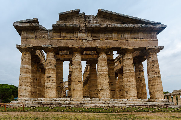 The temple of Neptune