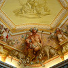 Royal Palace in Caserta - Ceiling 1