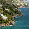 View from Positano Villa
