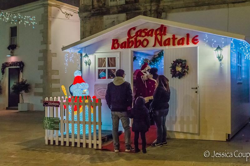 Casadi Babbo Natale