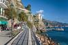Coastal walk in Monterosso al Mare, Liguria, Italy, Europe.