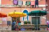 A Gelateria in the village of Vernazza, Cinque Terre, Liguria, Italy, Europe.