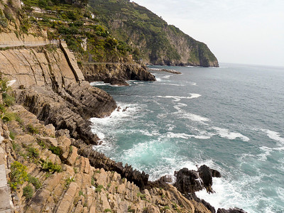 Walk along the Cinque Terre