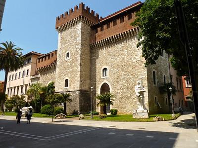 Ducal Palace (also Palazzo Cybo Malaspina)