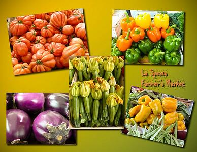La Spezia Farmer's Market