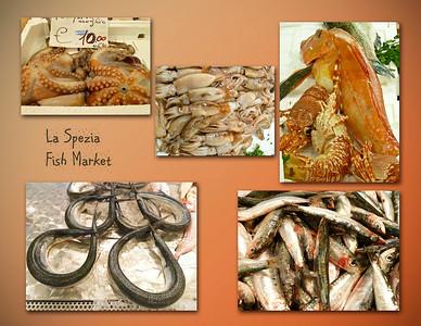 La Spezia Fish Market