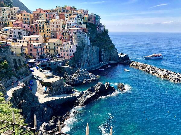 Cinque Terre: June 3, 2018