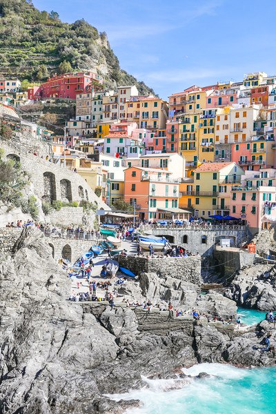 #ColourfulCinqueterre