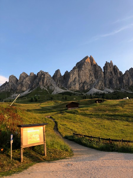 Classic Climbs of the Dolomites: August 4, 2018