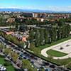 Cologno Monzese, landscape towards the Alps. 43 images stitched with Autopano Giga.<br /> <br /> <br /> Cologno Monzese, il panorama verso le prealpi ed il Resegone. 43 immagini unite con Autopano Giga.