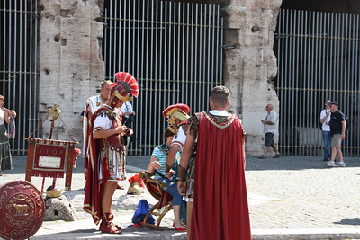 I decided I want a real gladiator and saved my money June 2011
