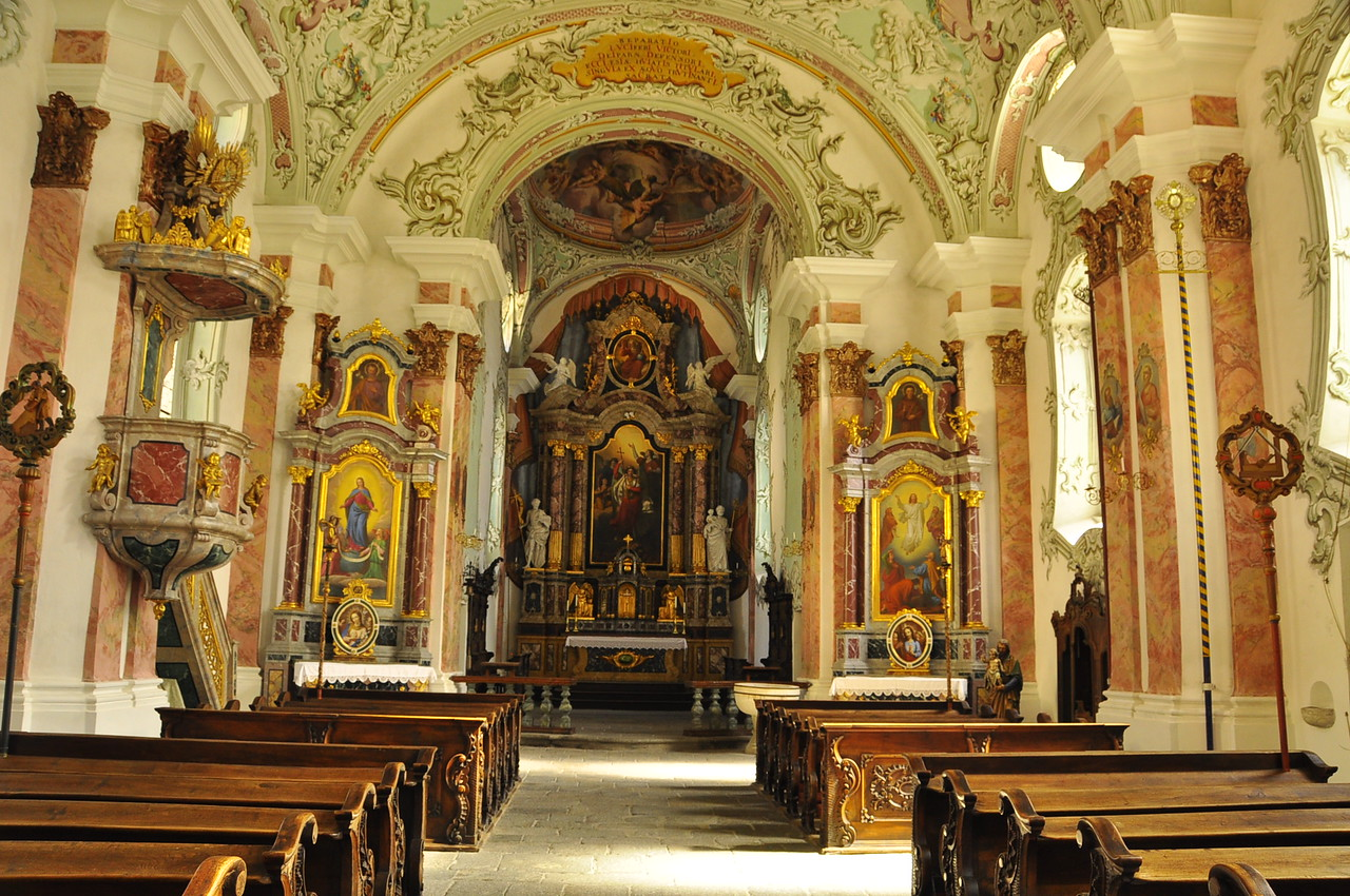 cathedral in S. Candido