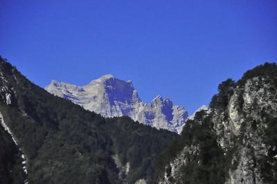 king's throne mountain