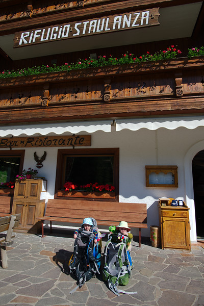 Oscar-Bertie day 10 shot at Rifugio Staulanza