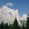 Views from Rifugio Vazzoler