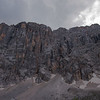 Up-close views of Monte Civetta