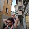 Exploring Belluno's city centre