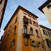Belluno city centre