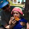 Pizza lunch in Belluno