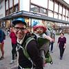 Exploring central Cortina