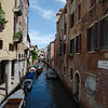 Getting lost among Venice's canals
