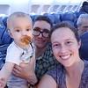 On our Montreal-Venice Air Transat flight