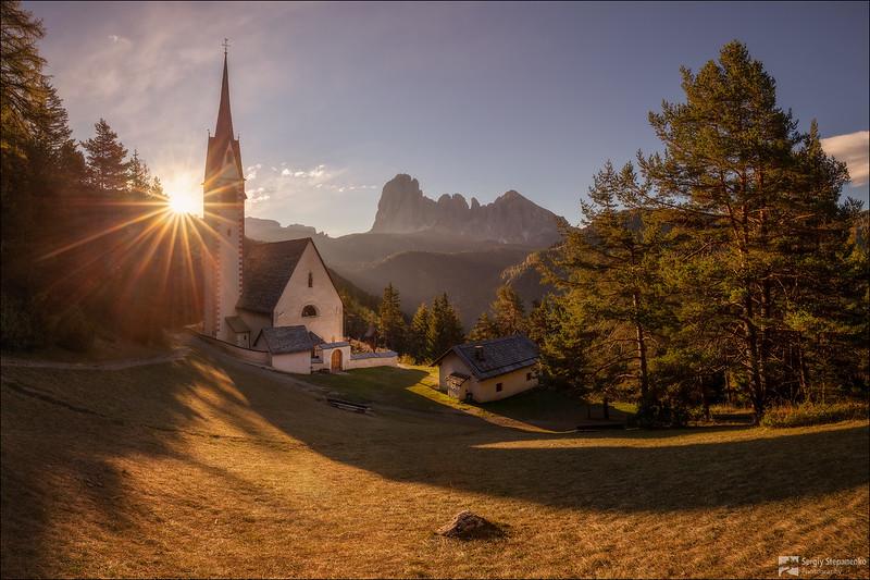 Alpine Fairy Tale | Альпийская сказка