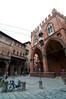 A Bologna square.
